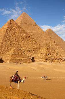 Sfeerimpressie 12-daagse rondreis Het eeuwenoude Egypte