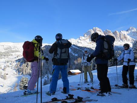 8-daagse Skihuttentocht Salzburg-Tirol