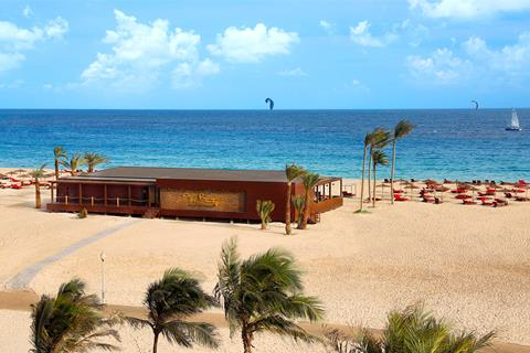 Hilton Cabo Verde Sal Resort Kaapverdië Sal Santa Maria sfeerfoto 1