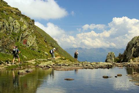 Sfeerimpressie 15-dg rondreis Oostenrijkse Alpen en Gardameer