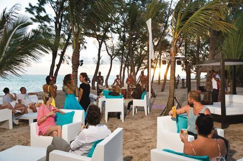 RIU Le Morne Mauritius Westkust Le Morne sfeerfoto 3