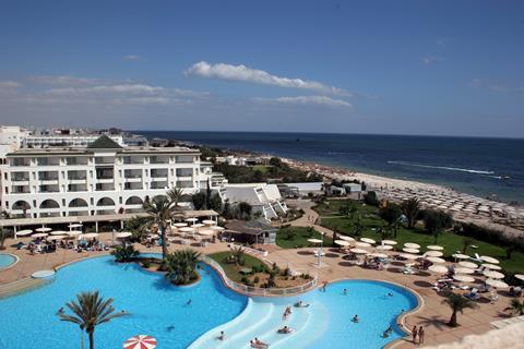 El Mouradi Palm Marina Tunesië Golf van Hammamet Port el Kantaoui sfeerfoto 4