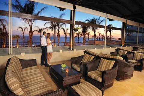 Alexander the Great Beach Cyprus West-Cyprus Paphos sfeerfoto 2