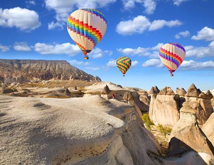 8-daagse rondreis Wonderlijk Cappadocië