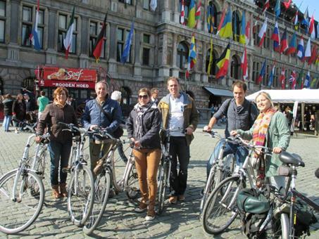 7-daagse fietsreis Bike & Beer