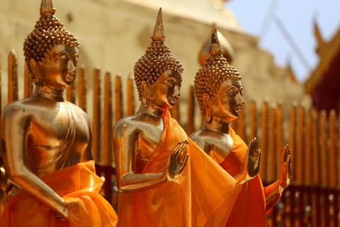 Startpakket Thailand - Bangkok Thailand   sfeerfoto 2