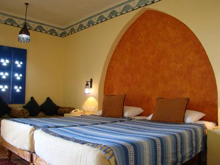 Marina Lodge Egypte Marsa Alam Port Ghalib sfeerfoto 1