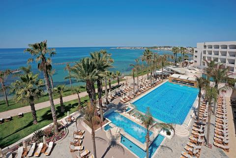 Alexander the Great Beach Cyprus West-Cyprus Paphos sfeerfoto 3