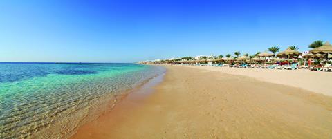 Baron Resort Egypte Sharm el Sheikh Sharks Bay sfeerfoto 2