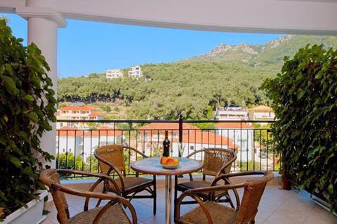Villa Orange Griekenland Epirus Parga sfeerfoto 4