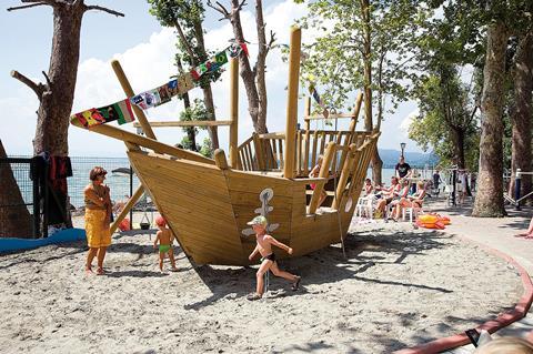 Cisano & San Vito - Happy Camp Italië Gardameer Bardolino sfeerfoto 1