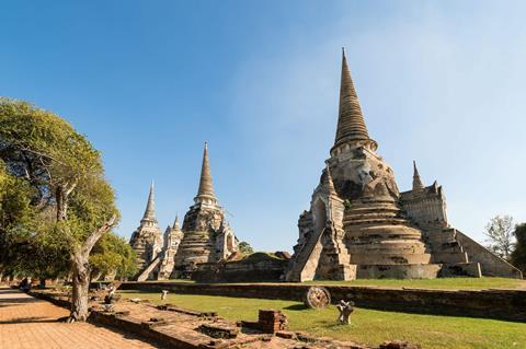 Startpakket Thailand - Bangkok Thailand   sfeerfoto 1