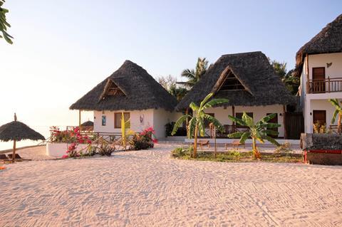 Paradise Beach Resort Tanzania Zanzibar Marumbi sfeerfoto 2