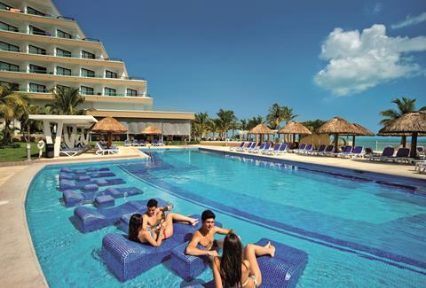 RIU Caribe Mexico Yucatan Cancun sfeerfoto 2