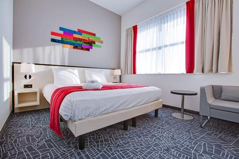Schiphol Airport - Park Inn by Radisson Amsterdam Airport Schiphol
