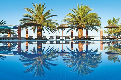 Alexandra Beach Griekenland Thassos Potos sfeerfoto 2