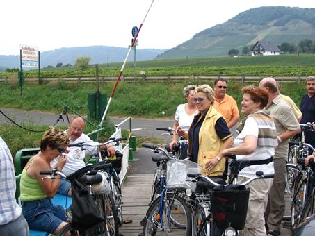 8-daagse fietsreis Moezel en Rijn