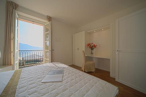 Residence Antico Verbano Italië Lago Maggiore Meina sfeerfoto 2