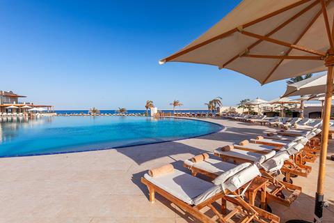 Cleopatra Luxury Resort Egypte Sharm el Sheikh Nabq Bay sfeerfoto 2