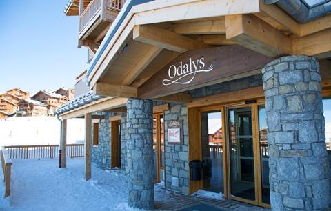 Goedkope wintersport Franse Alpen ⛷️Odalys Front de Neige
