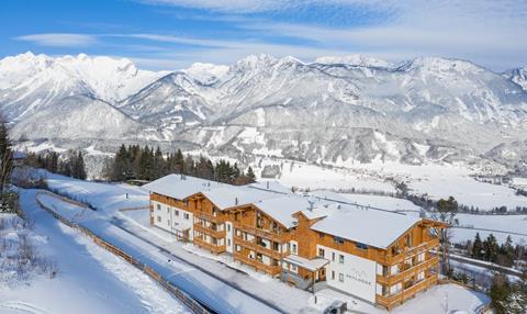 Top skivakantie Dachstein ⛷️Skylodge