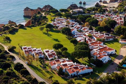 Prainha Village Portugal Algarve Alvor sfeerfoto 1