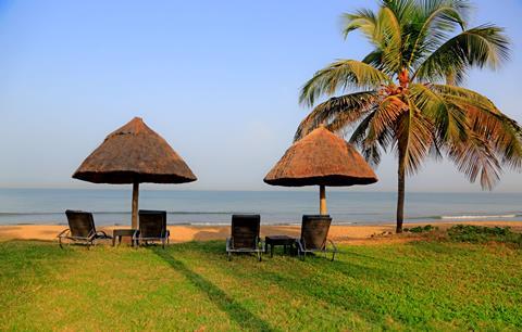 Coral Beach Resort Gambia West Gambia Brufut sfeerfoto 2