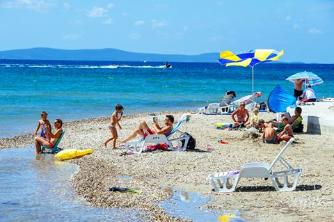 Last minute zonvakantie Noord Dalmatië 🏝️Zaton Holiday Resort