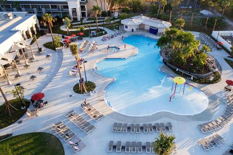 Zonvakantie Avanti Palms Resort and Conference Center in Orlando (Florida, Verenigde Staten)