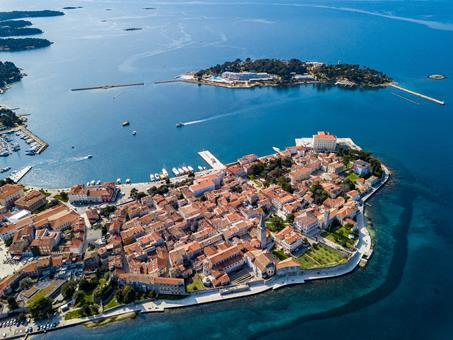 15-daagse fly-drive Grand Tour Kroatië