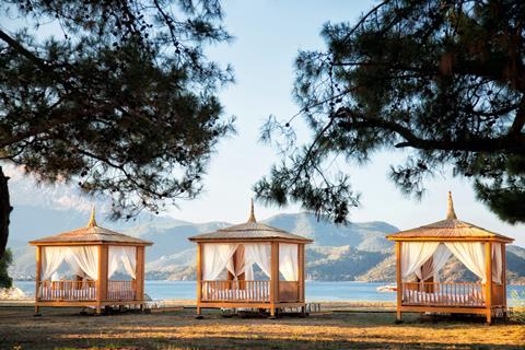 TUI SENSATORI Resort Barut Fethiye Turkije Lycische Kust Fethiye sfeerfoto 4