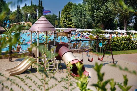 Familypark Altomincio - Human Travel Italië Gardameer Valeggio sul Mincio sfeerfoto 4