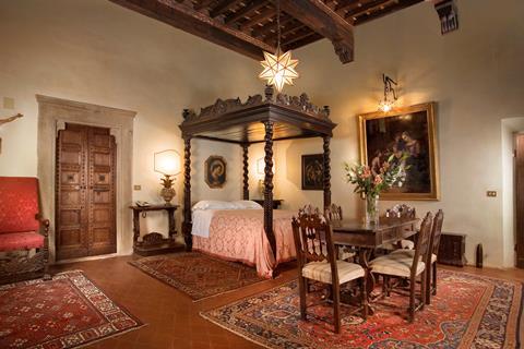 Villa Casagrande Italië Toscane Figline Valdarno sfeerfoto 3