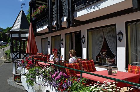 Fantastische vakantie Rijnland-Palts 🚗️Burgfrieden