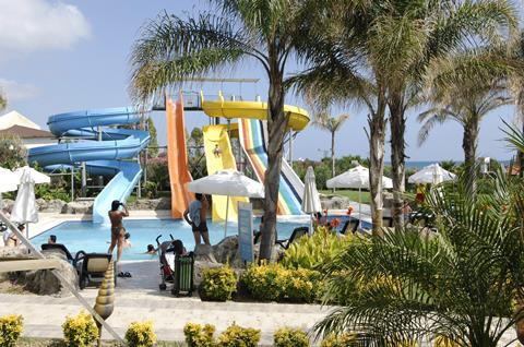 Sunis Kumkoy Beach Resort Turkije Turkse Rivièra Side sfeerfoto 2