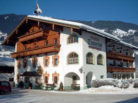 Goedkope wintersport Tirol ⛷️Tannerhof