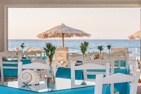 Kokkari Beach Hotel Griekenland Samos Kokkari sfeerfoto 2