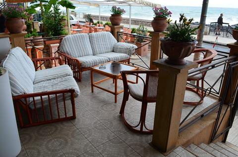 Tysandros Italië Sicilië Giardini-Naxos sfeerfoto 4