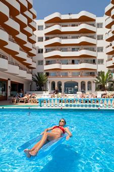 Mar Y Playa I Spanje Balearen Figueretas sfeerfoto 2