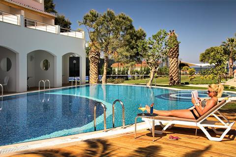 Batihan Beach Resort Turkije Noord-Egeïsche Kust Kusadasi sfeerfoto 4