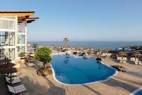 AluaVillage Fuerteventura Spanje Canarische Eilanden Playa de Esquinzo  sfeerfoto groot