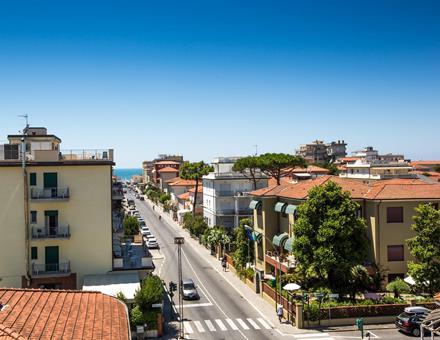 Fortunella Italië Toscaanse Kust Lido di Camaiore sfeerfoto 2