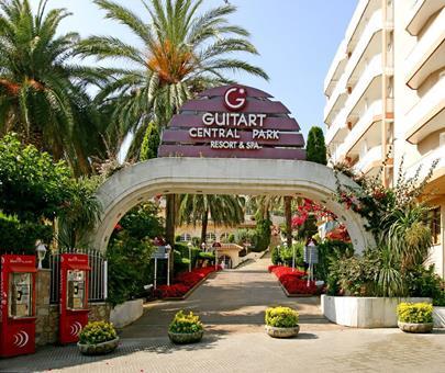 Guitart Park Aqua Resort Spanje Catalonië Lloret de Mar sfeerfoto 2