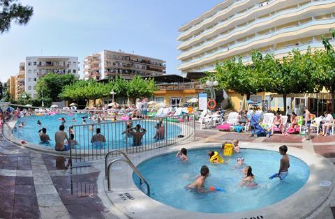 Last minute vakantie Catalonië 🚗️Medplaya Hotel Calypso