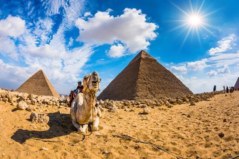 9-daagse familiereis De wonderen van de Nijl