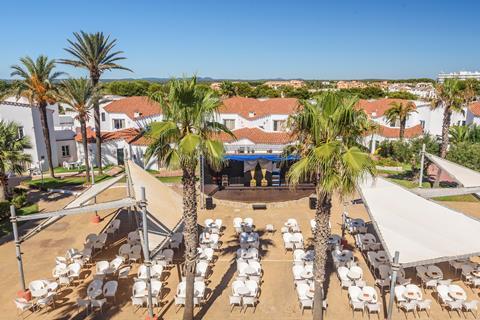 Zonvakantie Marinda Garden in Cala 'n Bosch (Menorca, Spanje)