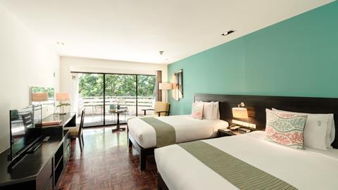 The Regent Cha Am Beach Resort Thailand Golf van Thailand Cha Am sfeerfoto 2