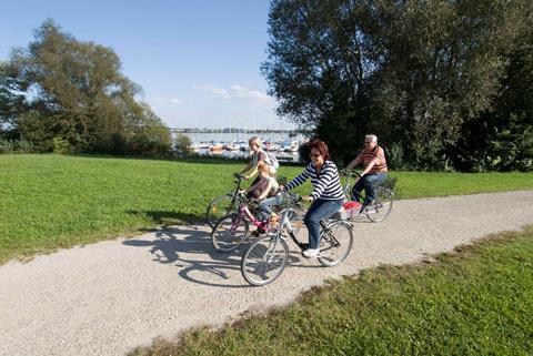 TUI Reizen: 8-daagse fietsreis Altmühl