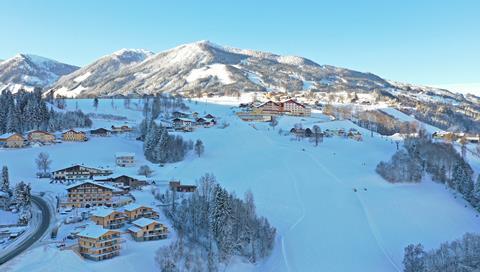 Goedkoop op vakantie Dachstein Tauern 🚗️Panorama Lodge