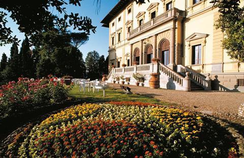 Villa Pitiana Italië Toscane Donnini sfeerfoto 4